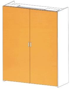 衣櫃 / 綜合櫃- 拉門滑軌